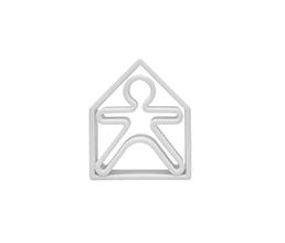 White - dëna KID 1x + dëna HOUSE 1x - Pack 2 - Dëna, juguetes para una diversión infinita