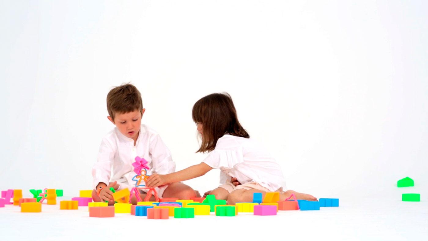 El juguete y el Desarrollo Infantil (con imágenes