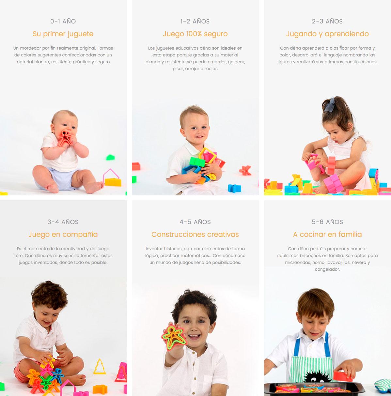 El juguete ideal en todas las etapas del niño