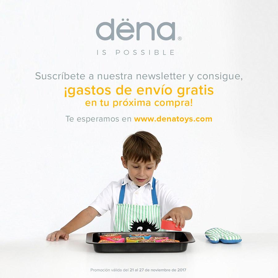 oferta lanzamiento web dena juguetes gastos de envio gratis