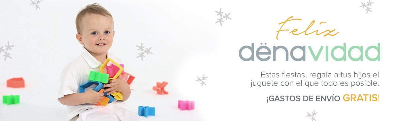 Promoción Navidad de dëna toys