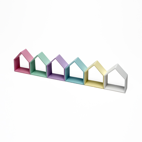 Dëna Houses 6x - Nuestro Juguete - Dena, juguetes para una diversión infinita